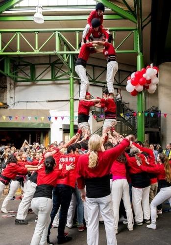 Sant Jordi 2017 - Torre